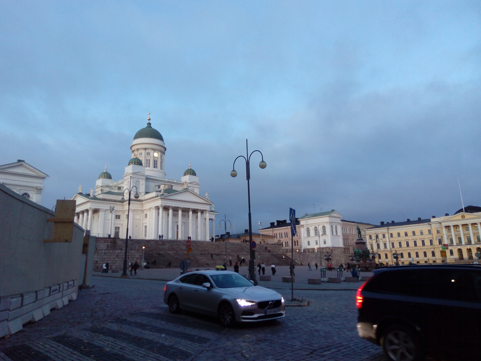 Helsinki 12th Oct 2019